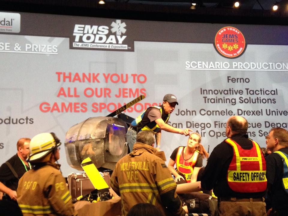 EMS Today JEMS GAMES 2017 Salt Lake City, Utah